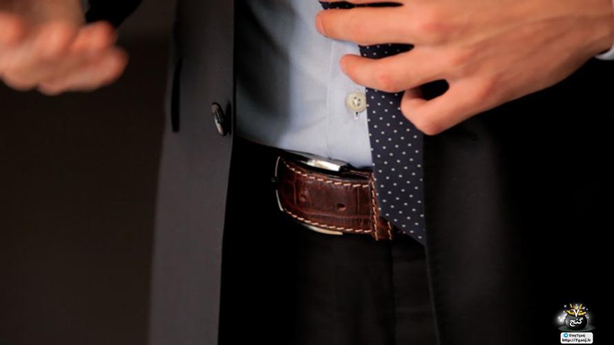 پوشیدن بر اساس فرم و شکل بدن