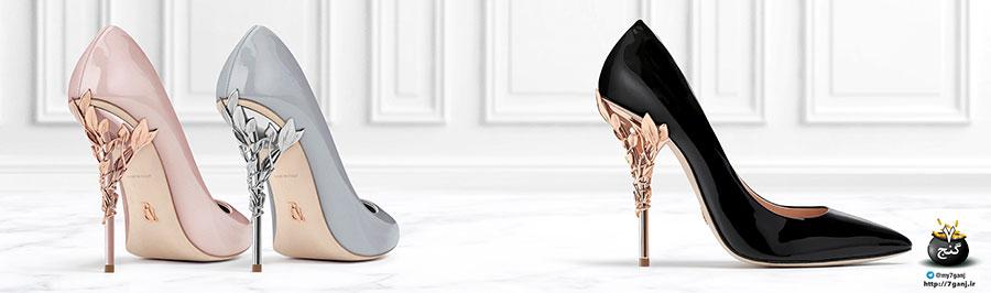 کفش و لباس مشکی