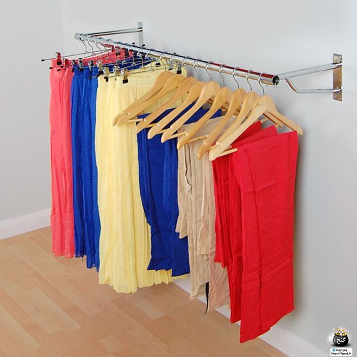ست کردن لباس