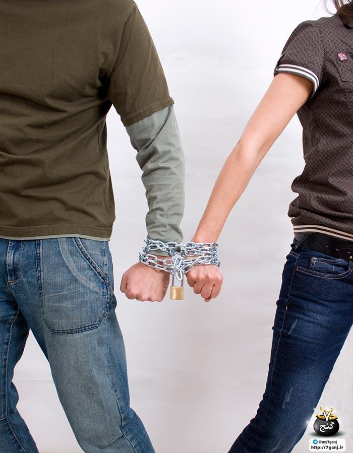 رابطه ناسالم