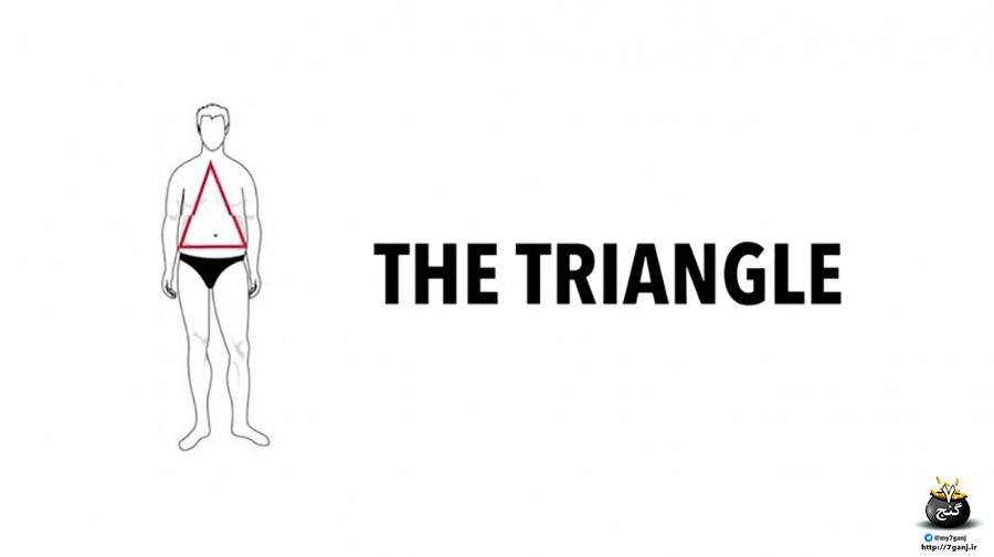 بدن مثلثی شکل