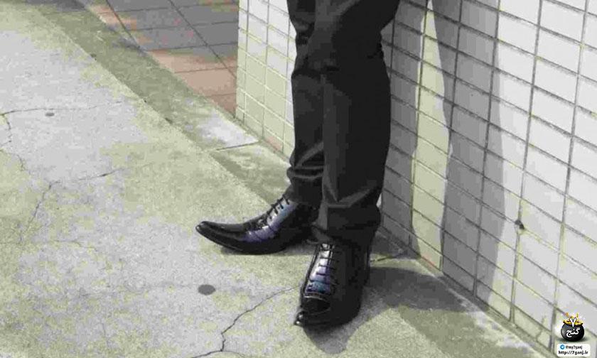کفش های دلقکی