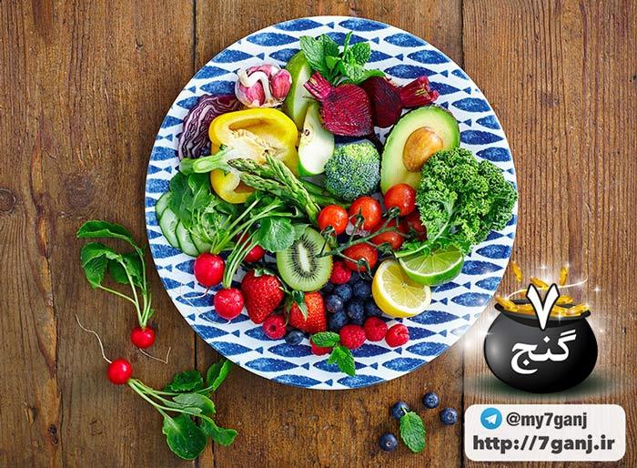 کالری روزانه در رژیم غذایی برای کاهش وزن