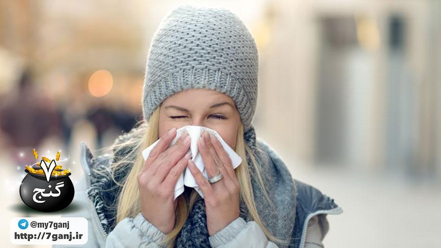 مبارزه با سرما خوردگی