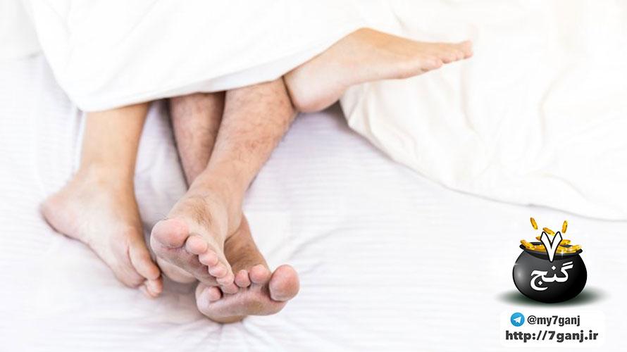 رابطه عاشقانه جنسی