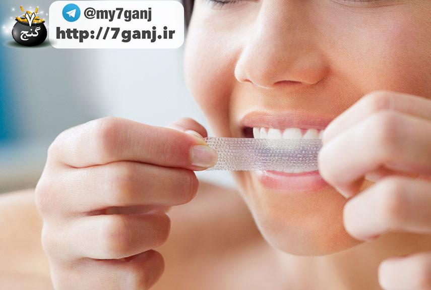 لکه های دندانی