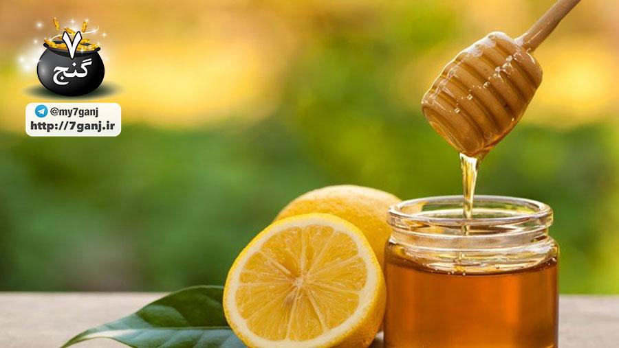 عسل برای مقابله با بی خوابی