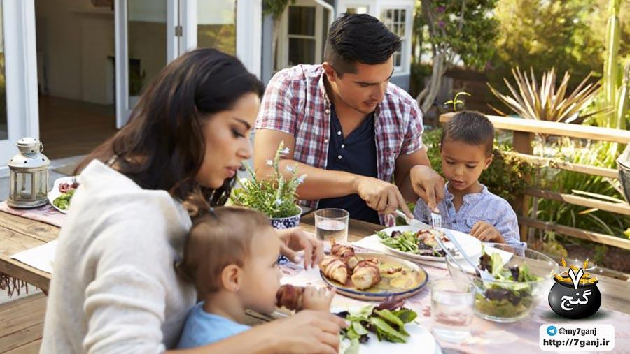 روش های تربیتی والدین