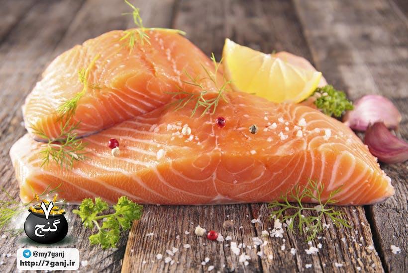 مزایای ماهی های چرب