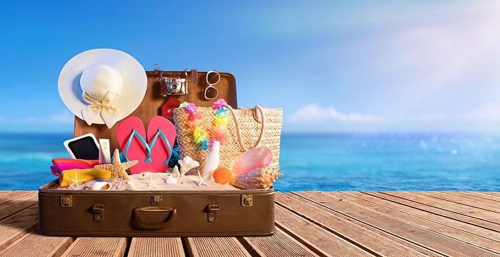 وسایل سفر برای تعطیلات تابستانی
