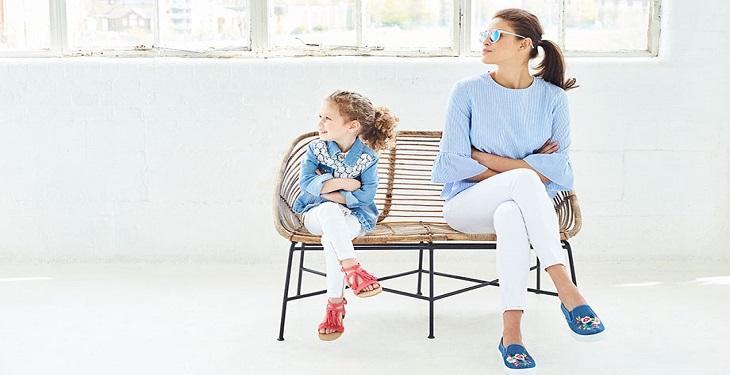 لباس مادر و دختر