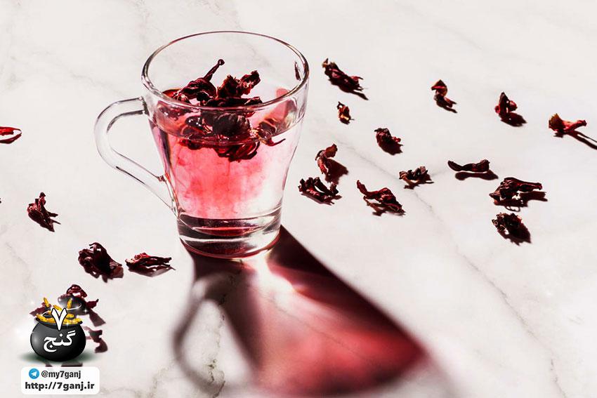 چای هیبیسكوس