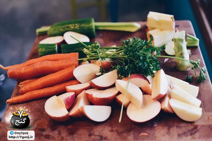 غذاهای خطرناک برای ارتودنسی