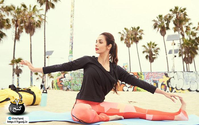 ورزش یوگا