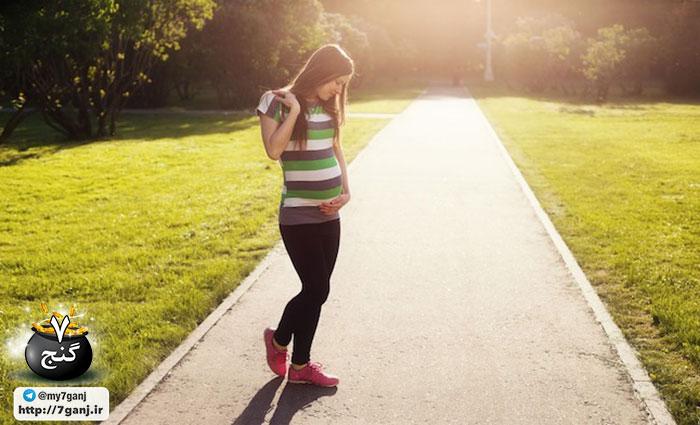 اقدام به بارداری