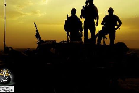 بزرگترین ارتش های جهان