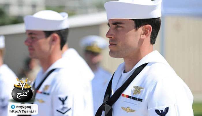 تمرین نیروی دریایی