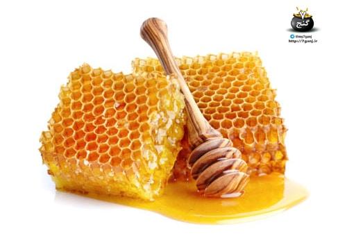 عسل به عنوان درمان خانگی آفت