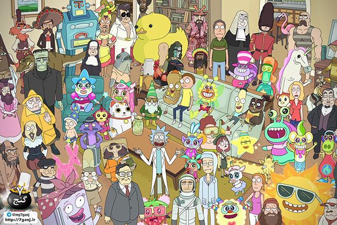 مجموعه های تلویزیونی