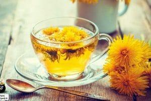 خواص چای قاصدک