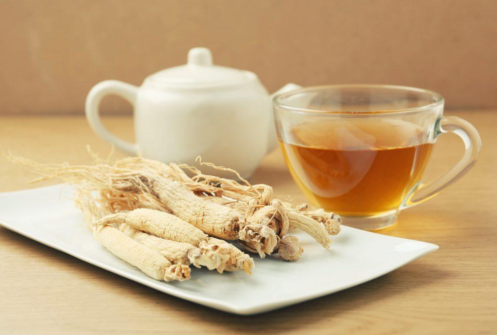 چایی جینسینگ