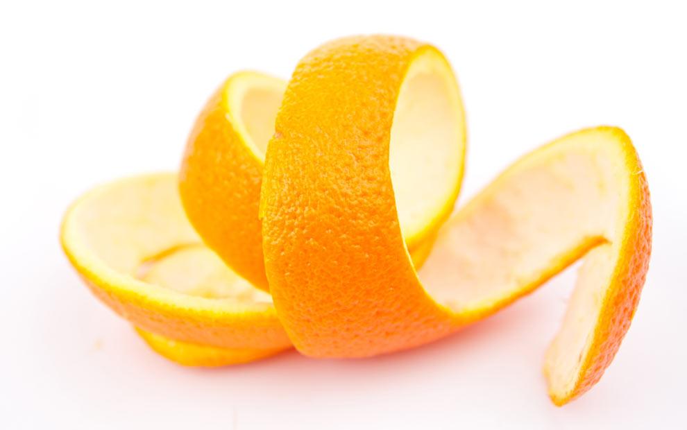 ماسک پوست پرتقال و ماست