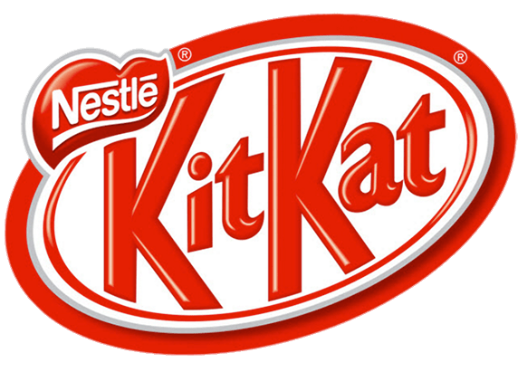 شعار برند شکلات کیت کت