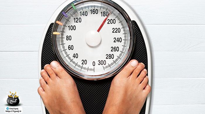 پیشرفت در کاهش وزن