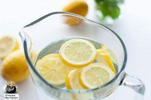 آب و لیمو ترش