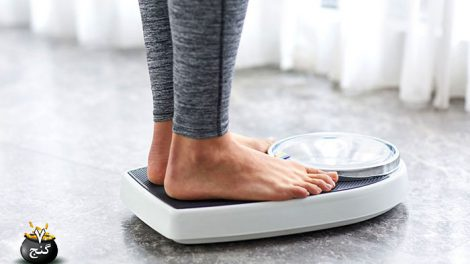 اضافه شدن وزن