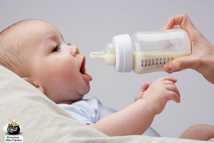 شیشه شیر