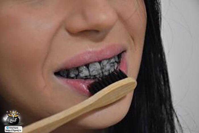 خمیر دندان خانگی