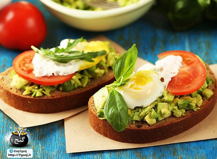 تخم مرغ و کاهش وزن