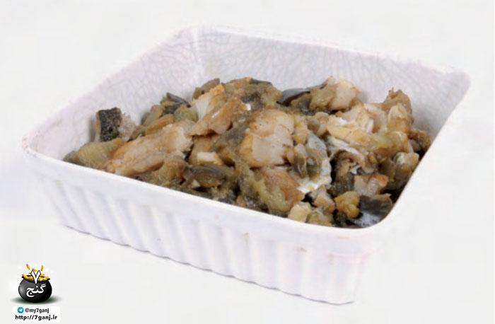 سوپ ماهی
