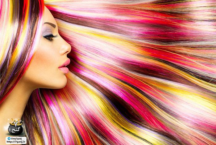 زیبایی مو