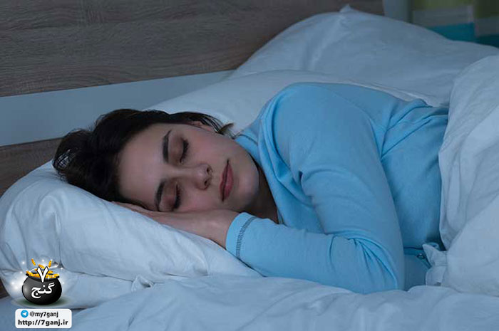 قبل از خوابیدن