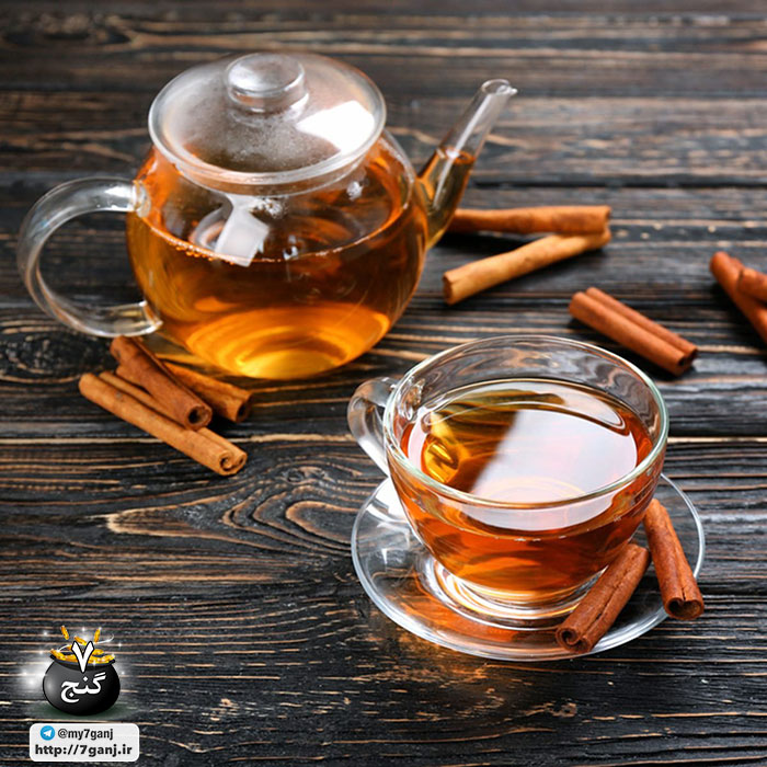 چای دارچین