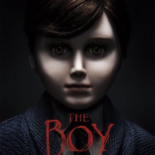 پسر the boy