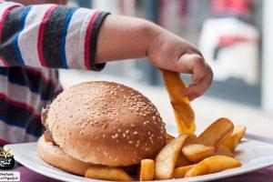 اضافه وزن کودکان