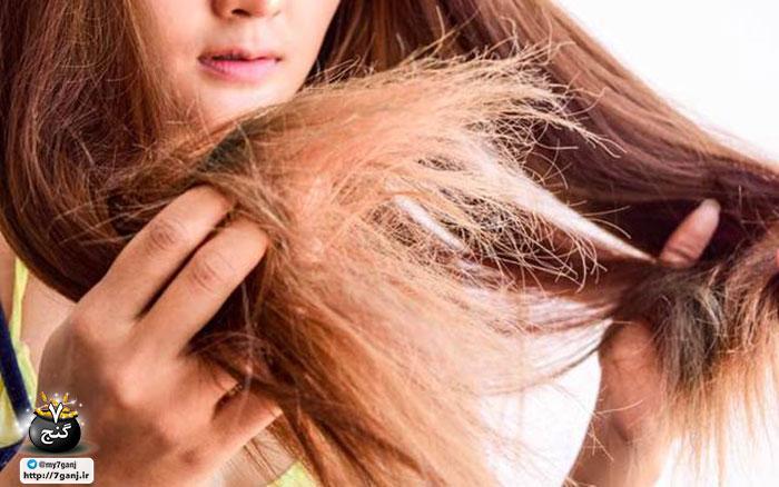 نرم کردن مو