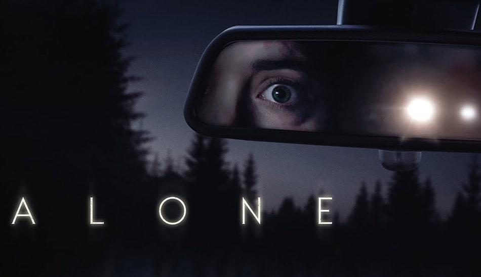 تنها alone
