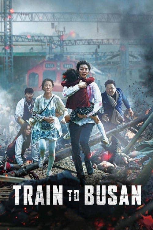 قطار بوسان Train to Busan