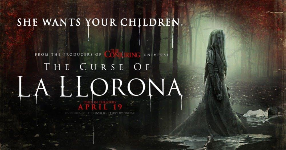 نفرین لیورونا The Curse of La Llorona