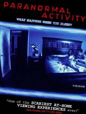 فعالیت فراطبیعی Paranormal Activity