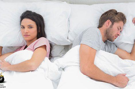 ناامیدی از رابطه جنسی