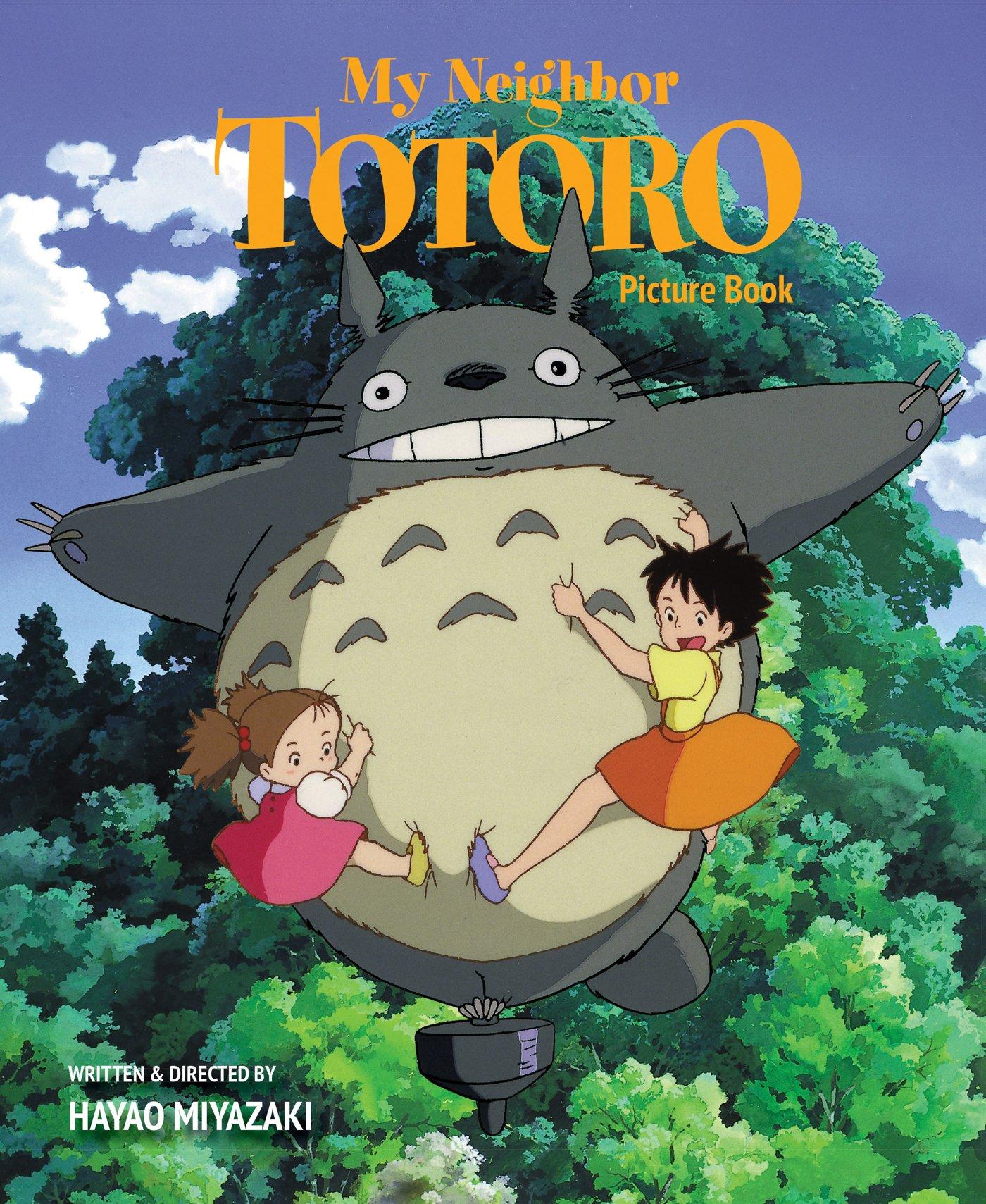 همسایه من تورتو My Neighbor Totoro