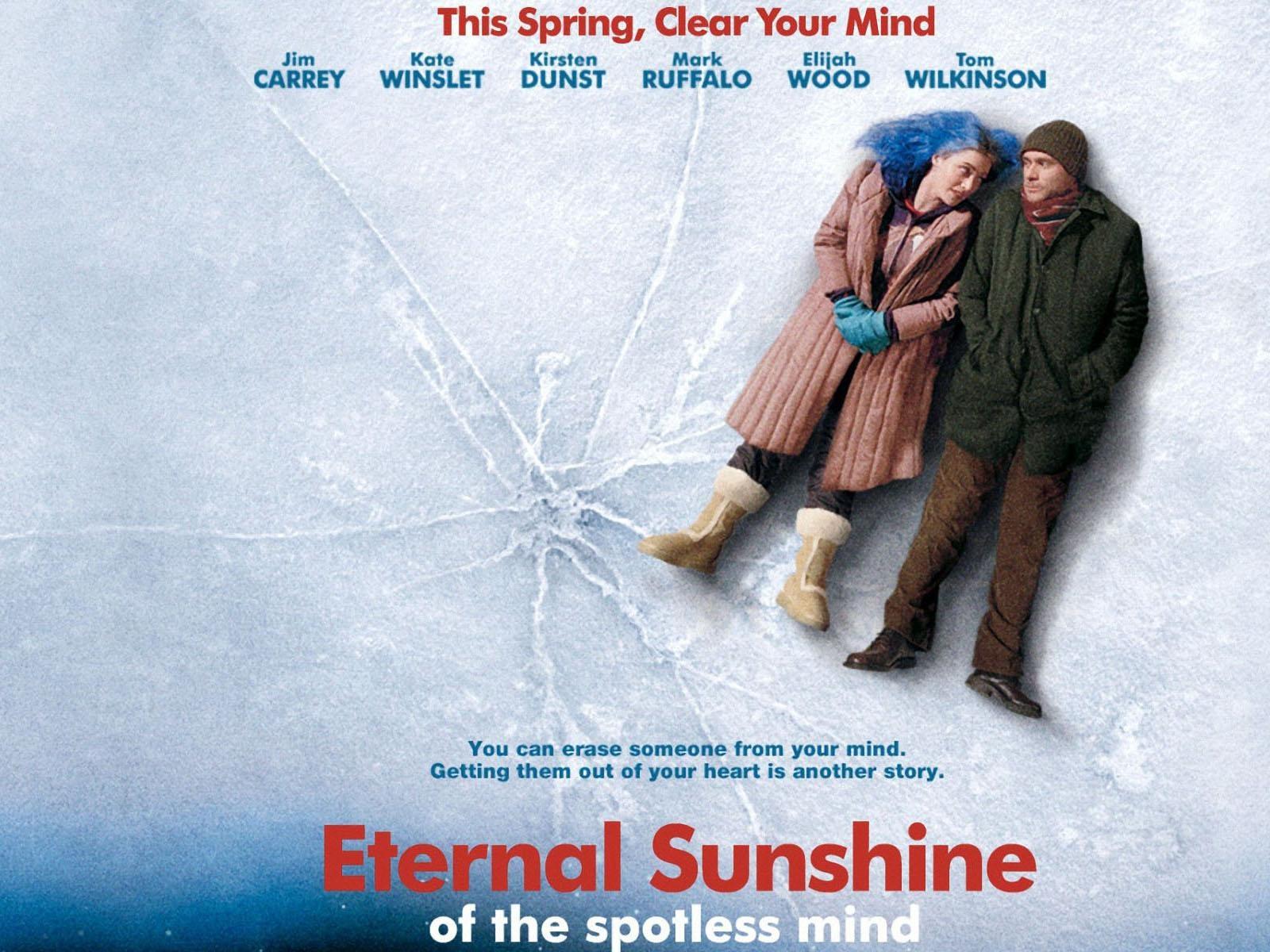 درخشش ابدی یک ذهن پاک Eternal Sunshine of the Spotless Mind