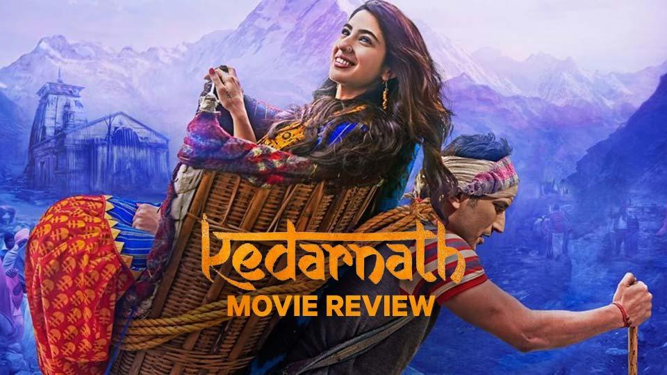 عشق اتشین Kedarnath