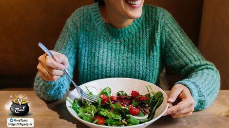 رژیم غذایی با فیبر بالا