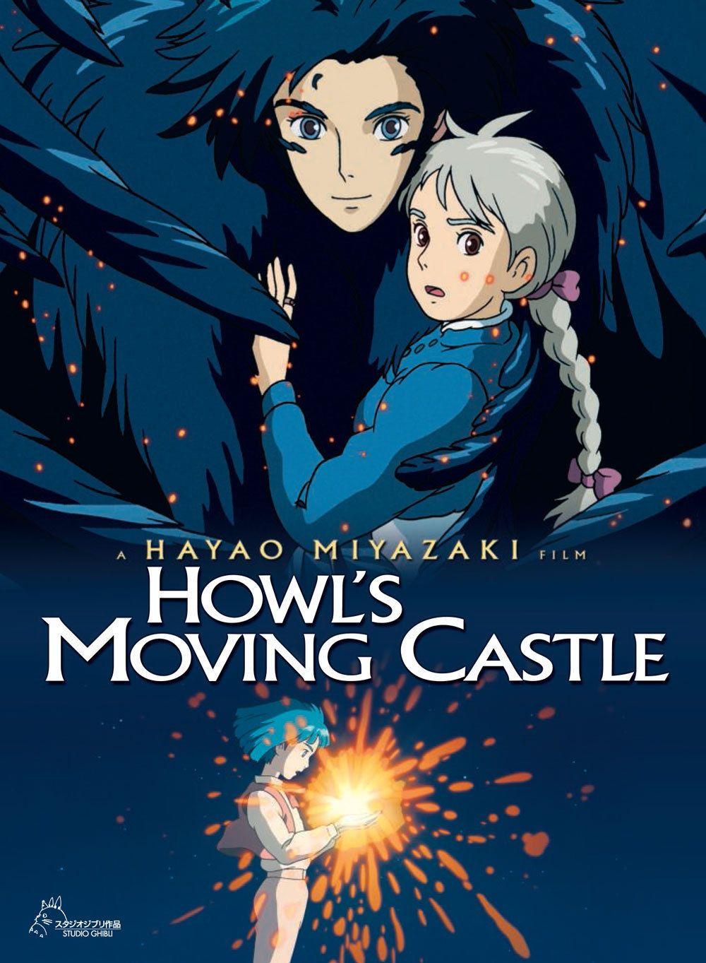 قلعه متحرک هاول Howl's Moving Castle